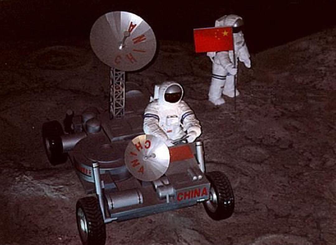 简单火箭登月设计图