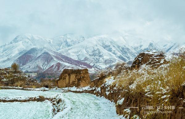 青海贵德尕让古城,隐藏两千年的羌戎遗址