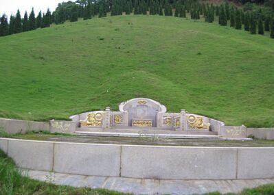 公墓墓型设计图