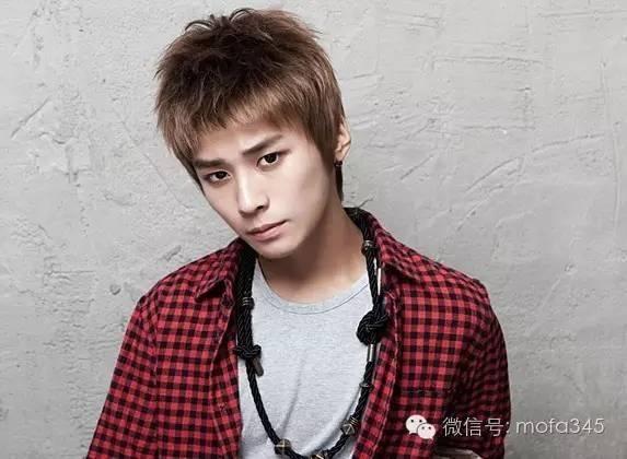 最新韩版短发发型男生,非常地发言型男学生!家长会气质发言新高一简短彰显图片