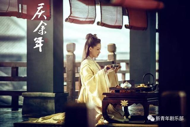 剧中女主角林婉儿由李沁出演.图片