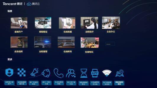 腾讯云推Tencent-RTC解决方案,助力小视频音视乐播投程序图片