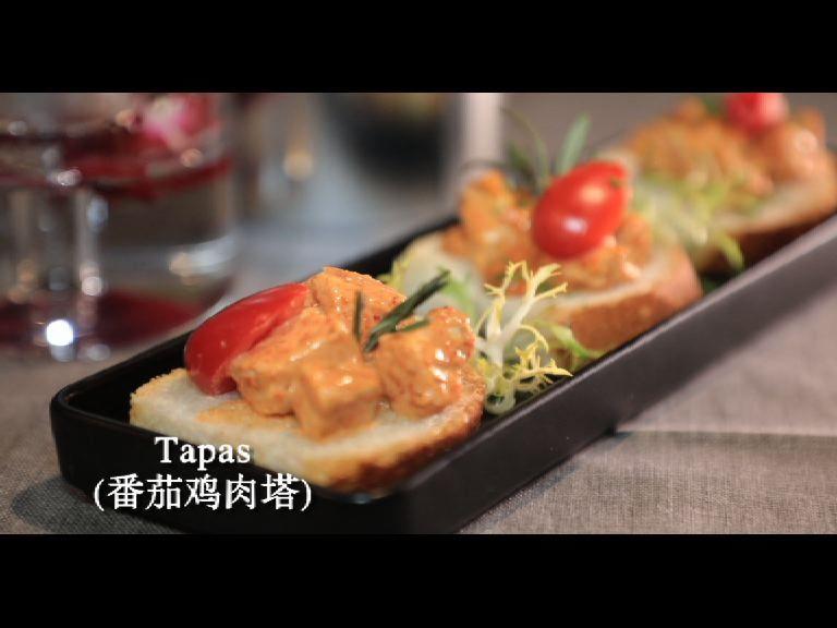 《美食地图》美食西班牙海鲜饭经典吉林市传统图片