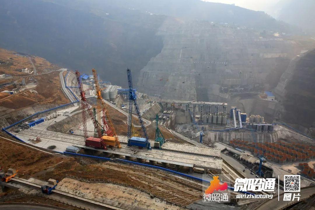 白鹤滩:世界在建规模最大的水电站
