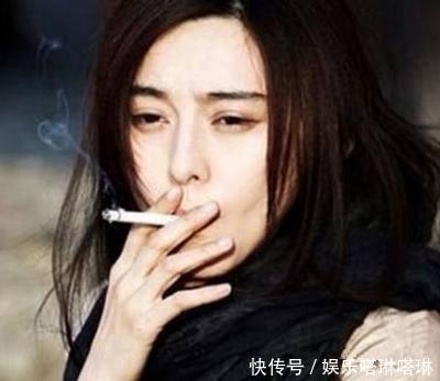 7个抽烟的女明星,赵丽颖最可爱,杨颖最娴熟,最后让大大跌眼镜