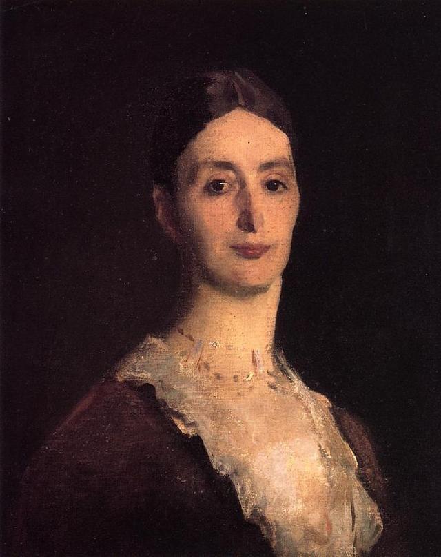 20世纪美国最伟大的肖像画家--约翰辛格萨金特油画作品欣赏