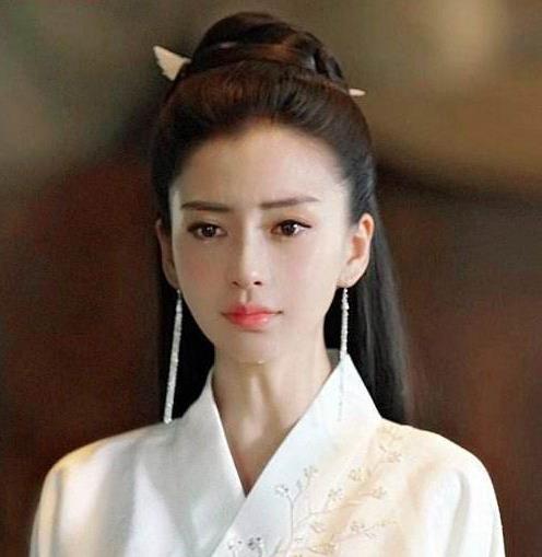 """5位""""戴发簪""""的古装美人,杨颖楚楚动人,最后一位无可挑剔"""