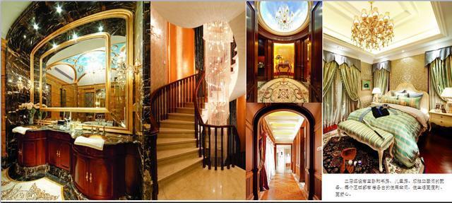 项目名称:苏州·九龙仓国宾一号别墅 项目面积:600平方 设计风格:英伦