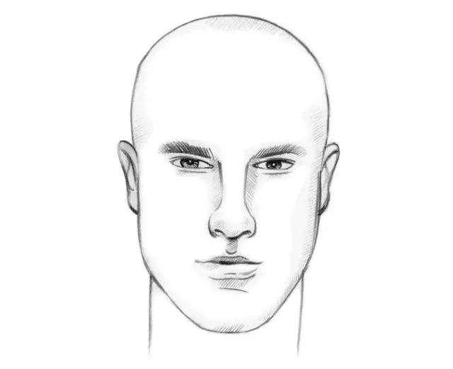 根据不同的脸型来做出不同的发型选择,这是最基本的!