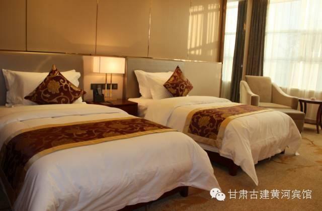 甘肃古建黄河视频简介制式宾馆图片