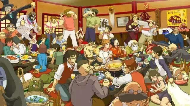 美食慎入!宫崎骏电影吃货大合集,我v美食不住啦8美食平图片