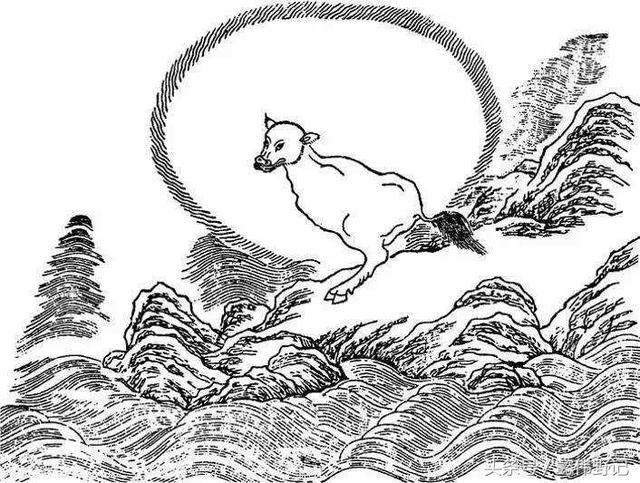 """《山海经》中的""""夔""""是什么动物?可惜混的太惨,如今沦为招牌菜"""