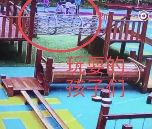 只因幼儿园的孩子太吵影响她的睡眠,她用酒瓶抛向了幼儿园!