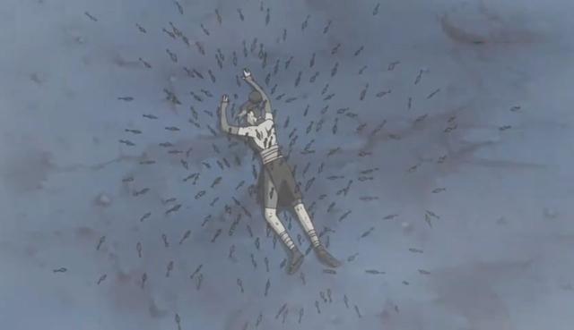 下面我们就来盘点一下火影忍者中女忍者香消玉殒的场景吧. (1)叶仓图片