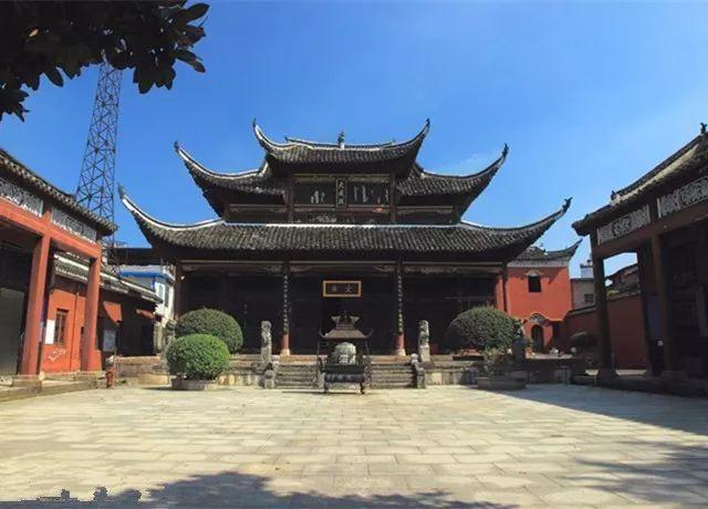 将至桐城_对于这种小短假周边游最适合不过了.桐城文庙可以了解一下.