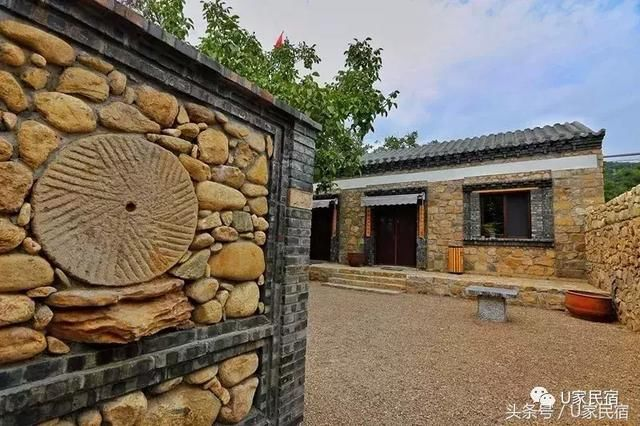 这个还保留着几百年前模样的古村,几幢石头房子,已是诗与远方