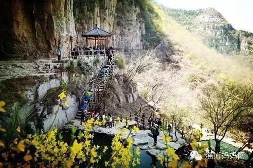 3km—终点 地址:淄川区太河镇齐山风景区 开放时间:8:00-17:00 门票