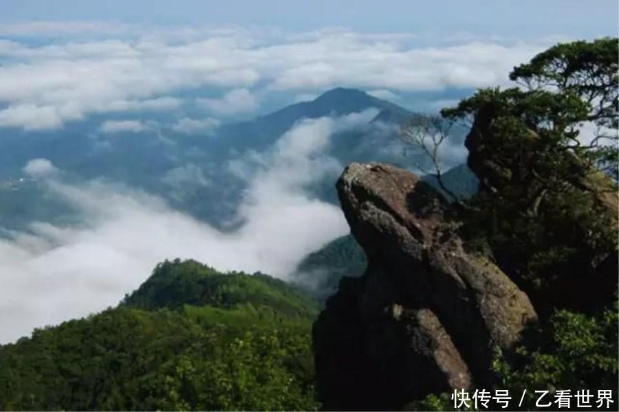 江西峰山国家森林公园