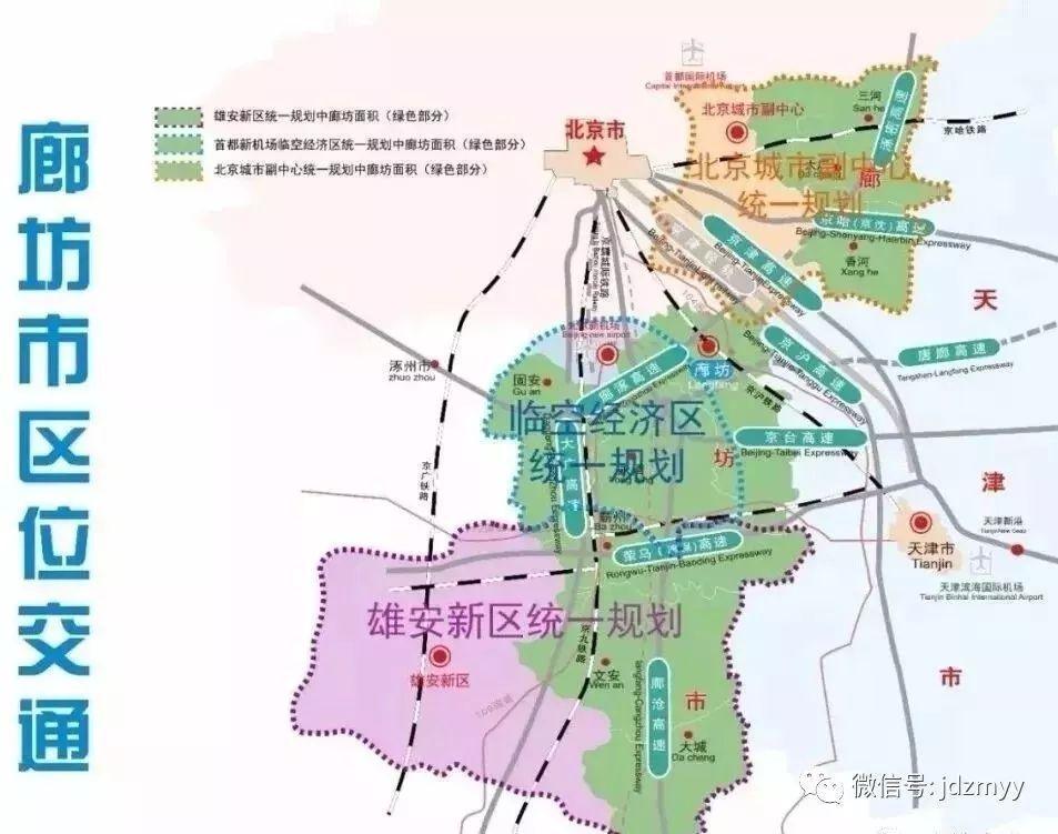 北京连续发布多项文件,北三县受益不小!