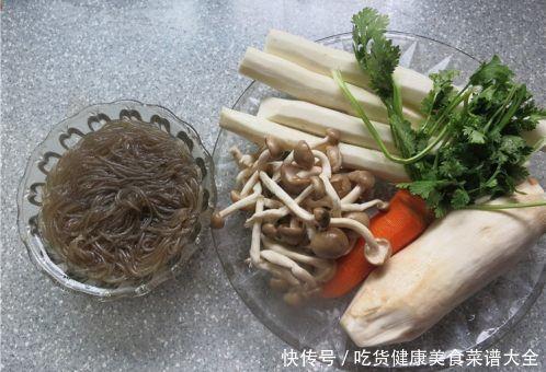 男人鱿鱼,大补做法汤牛尾,润肺补肾,强筋健骨街头菜谱烤小吃图片