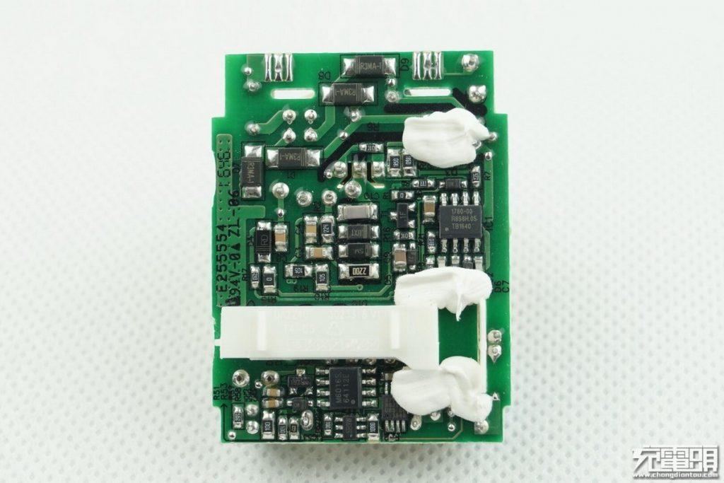 华为快充手机充电器拆解:hw-059200chq