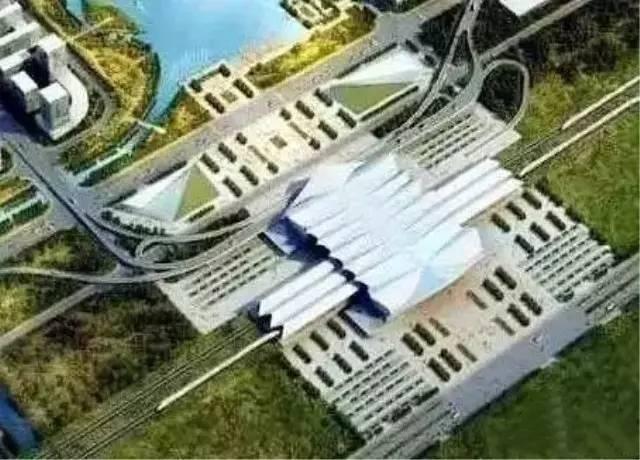 安庆圆梦新区规划图