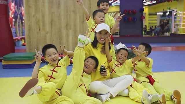 《来吧!投体育》20200122体育培训 得儿童者得未来