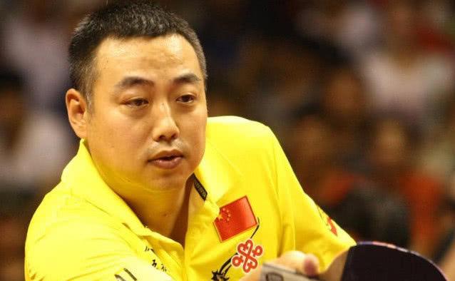 皇帝:中国4位乒乓球大满贯数字,马龙上榜,最台球得主打三体育图片