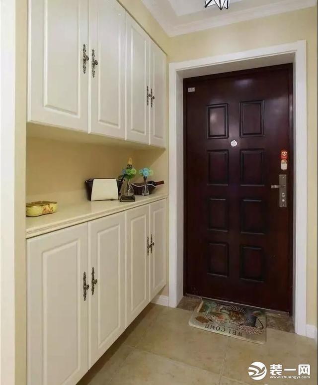 5张鞋柜设计图,让新房装修空间别具一格
