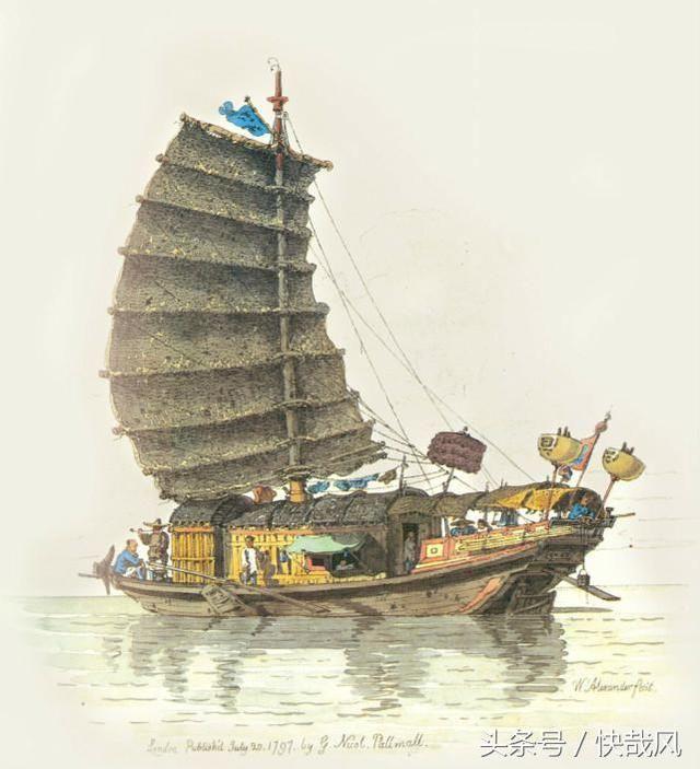 船拒载中国人_盛世大清有多穷?英国使团:我们的残羹剩饭被中国人争抢