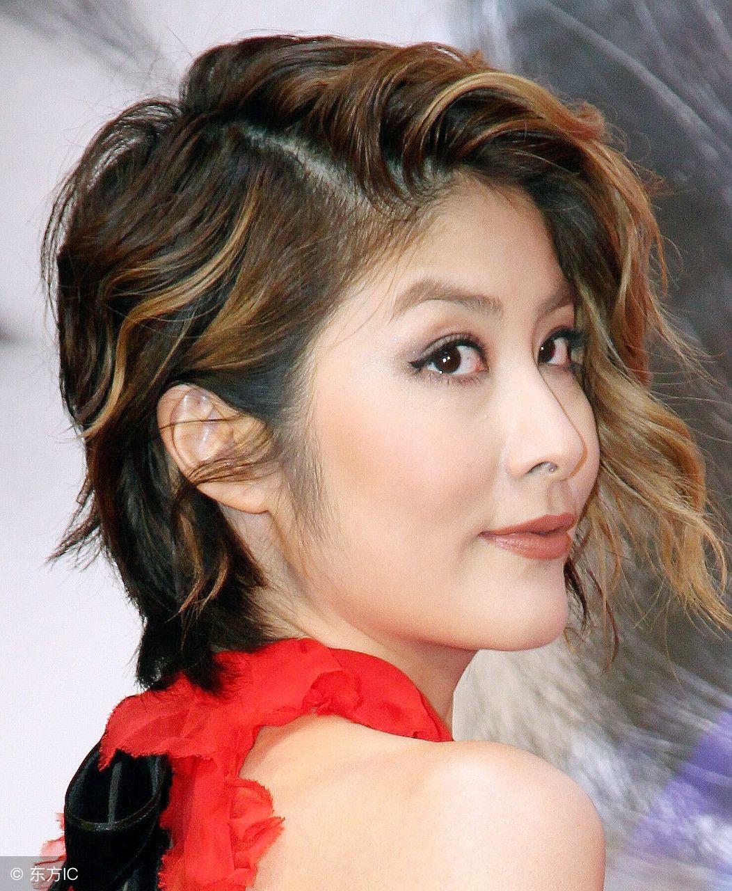 陈慧琳长发果真比短发更迷人,网友:散发独特的魅力!图片