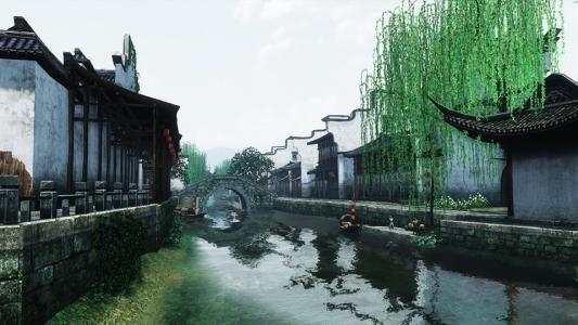 风景 古镇 建筑 旅游 摄影 533_300