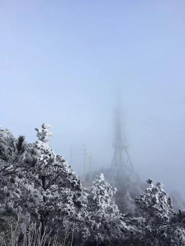 超美超赞!北京九首场仙山迎来景区中国-德化时新雾松风建筑设计导则图片