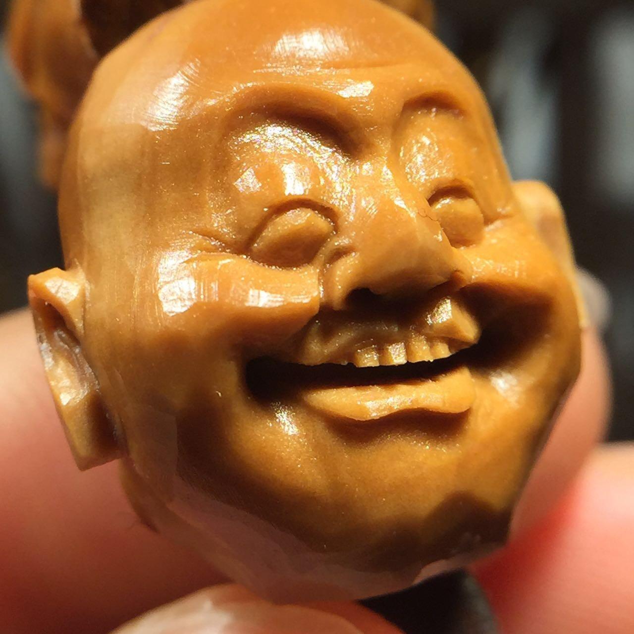 苏工纯手工雕刻,精美橄榄核雕在此!