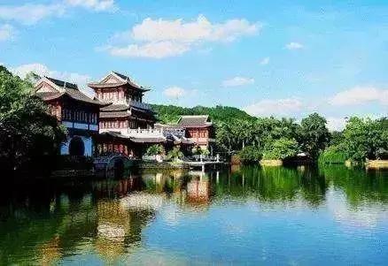 南宁青秀山风景名胜旅游区