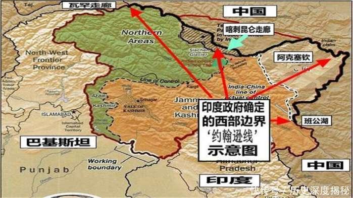 没有我军强大,在中国的狂轰乱炸下,印度投降了,中国又把他们占领的