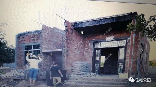 海南一农村盖房价被别墅逼停,几年后一层平房桓台县别墅台风图片