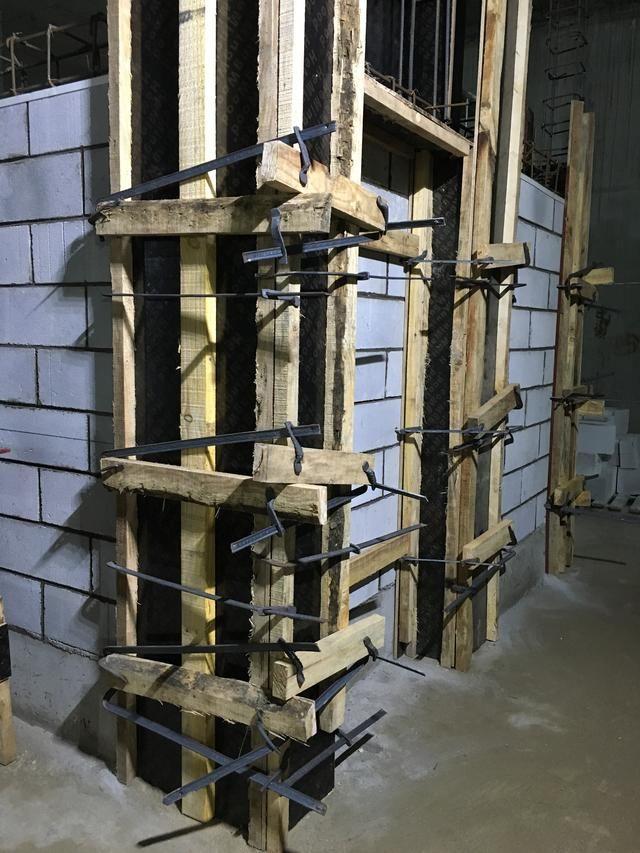 建筑装修二次结构施工,这工艺能及格吗?