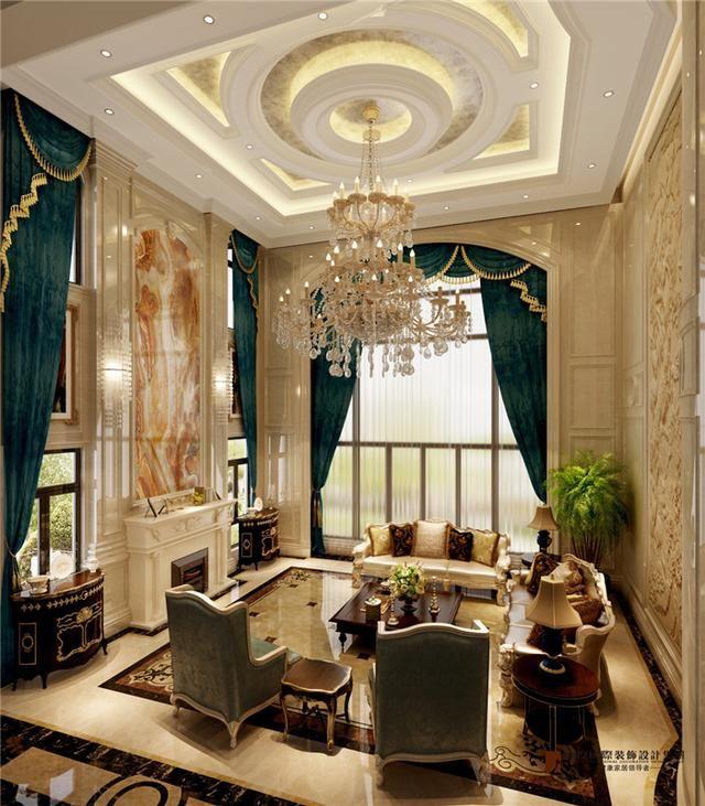 北京1000别墅奢华欧式风格,穹顶,圆床你值得拥有!