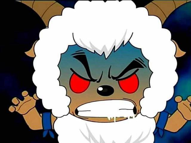 喜羊羊与灰太狼:最恐怖的四个故事,动画版贞子,你看过图片