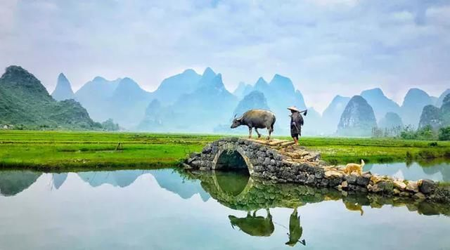 探訪風景絕對獨特桂林山水甲天下!