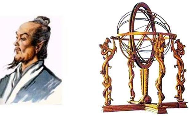 古老的發明人物故事: 張衡發明了萬向架和地震儀