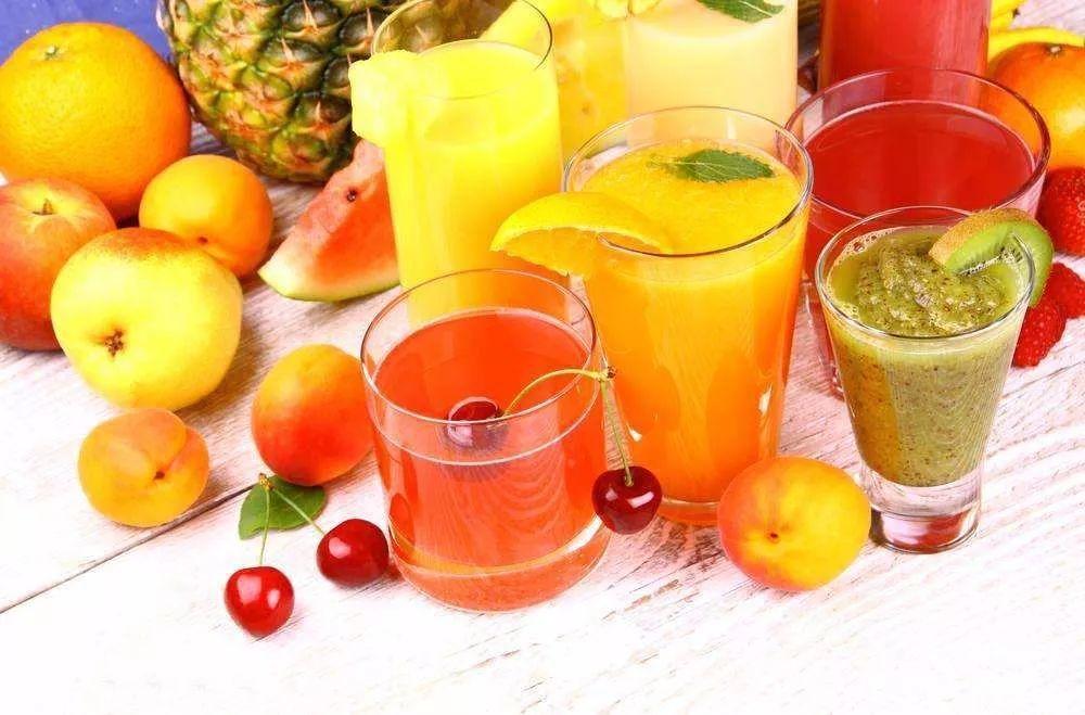 喝果汁真的v果汁?排毒?乐顾问减脂动力图片