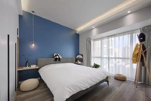 这款108小户型两居室,装修花费15万,客厅漂亮极了,晒晒