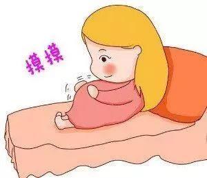 孕晚期腹痛_孕晚期胎儿在肚子里连续抖动,这不是胎动?答案