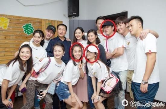 赵丽颖是她的小作文,和林v作文是老姐姐,《同学中国初中梦猎场图片