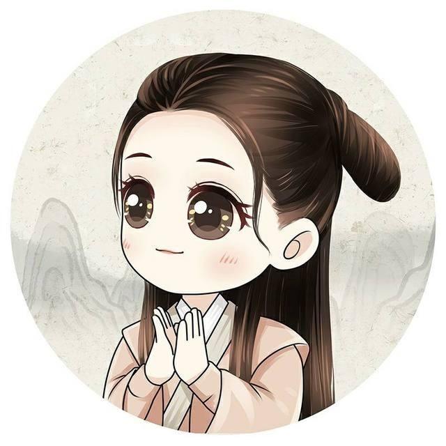 网友给女神q版头像打分,杨颖8.5,赵丽颖9.5,杨幂得了满分!