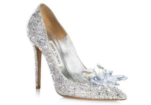 12星座专属高跟鞋,狮子座的华丽霸气,双鱼座的好甜美