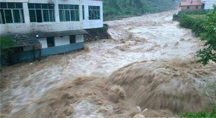 桂林暴雨洪涝714