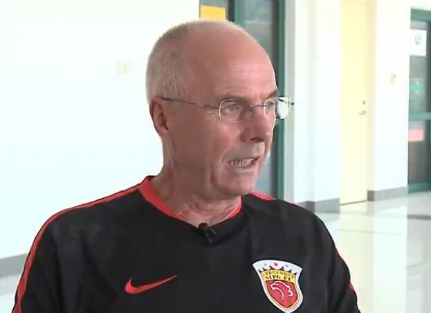 埃里克森:球队受到了伤病影响 中国球队在崛起